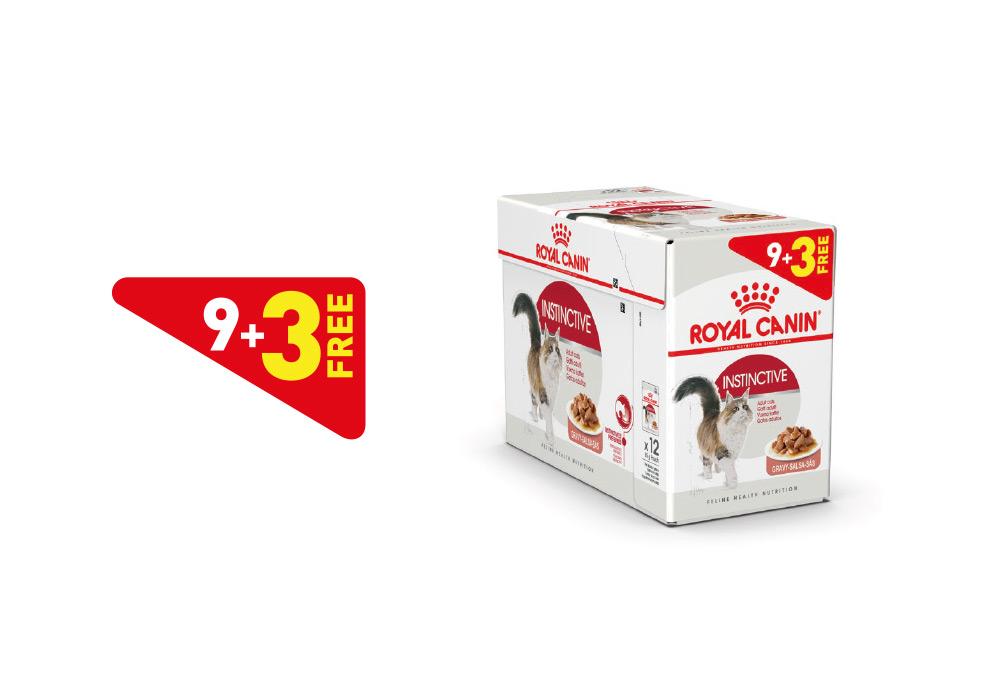 packaging promotionnel Royal Canin