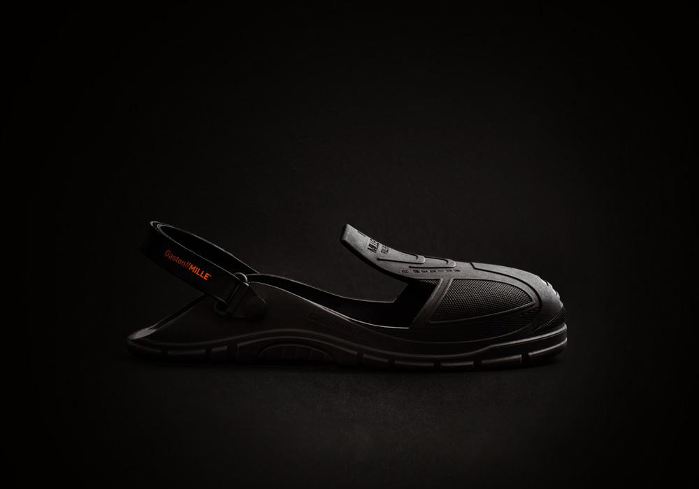 packshot chaussure de sécurité Gaston Mille