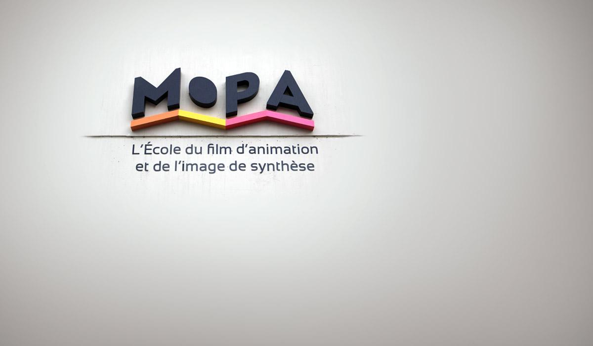 Refonte d'identité MOPA