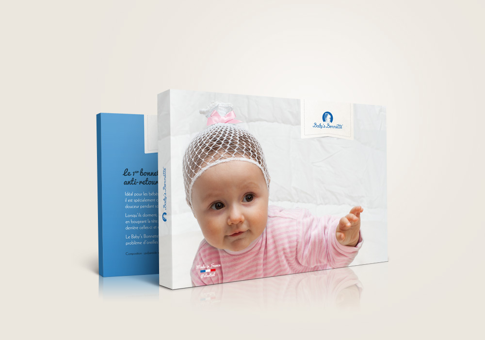 Packaging produit Baby's Bonnette