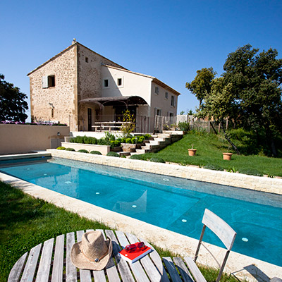 photoreportage villa luxe Just Provence