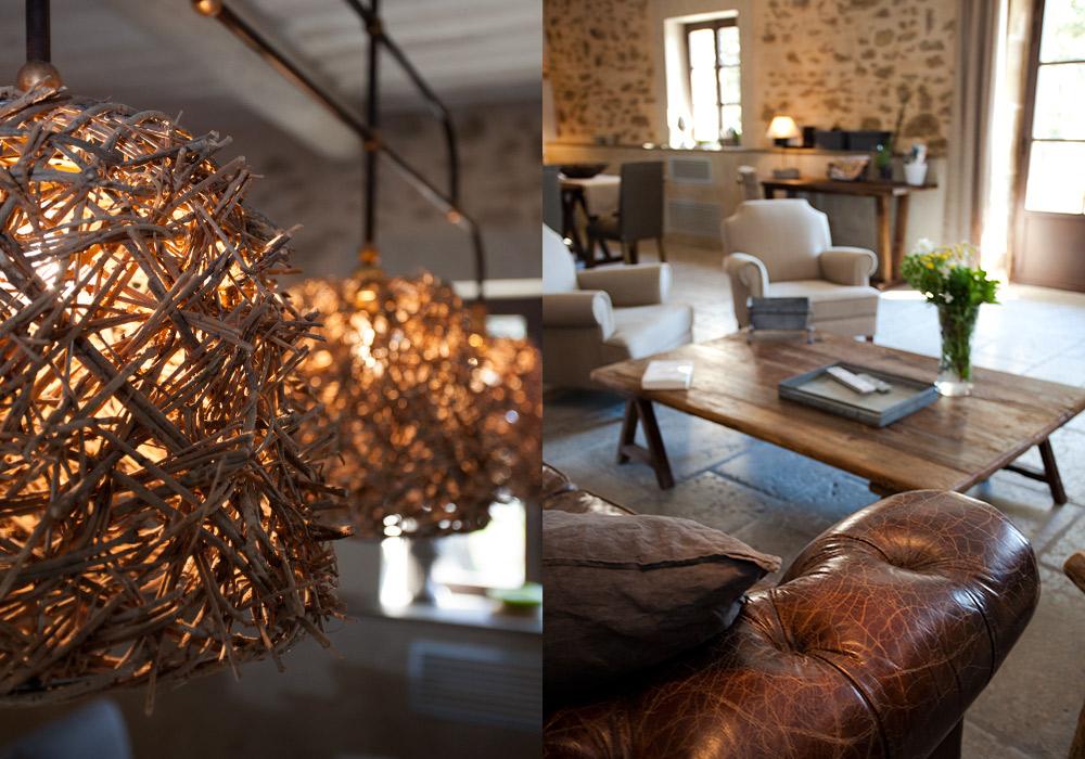 mise en scène photo intérieur maison Just Provence