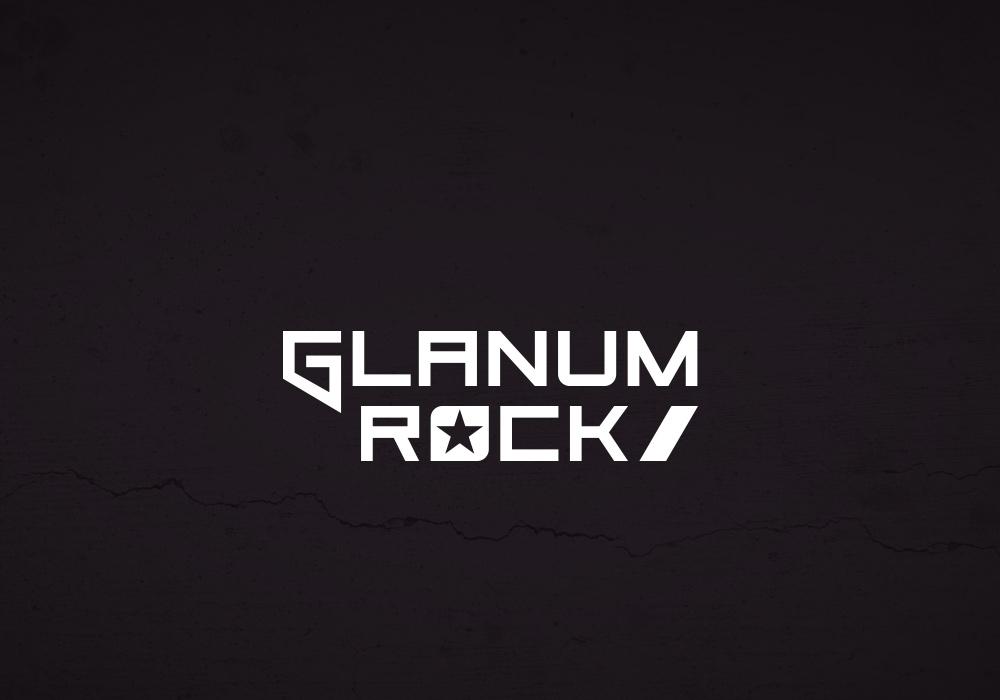 Identité visuelle Glanum Rock