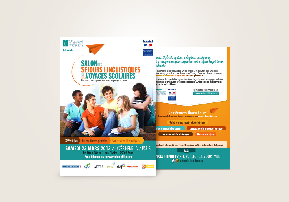 Flyer Office National de Garantie