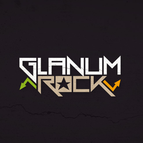 Logotype Glanum Rock
