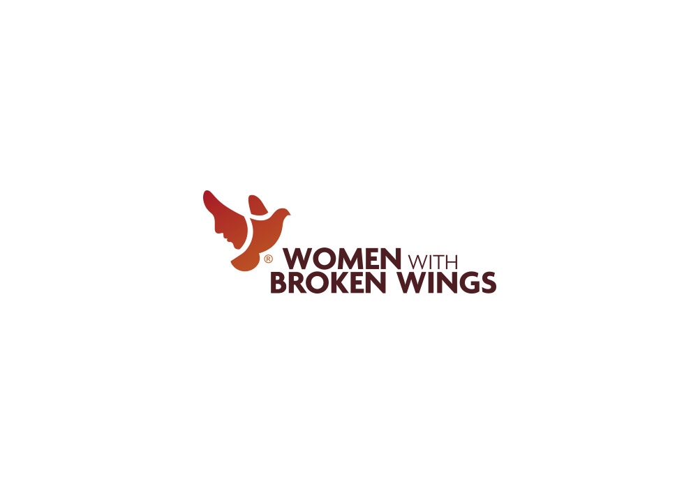 logotype et identité visuelle Women with Broken Wings