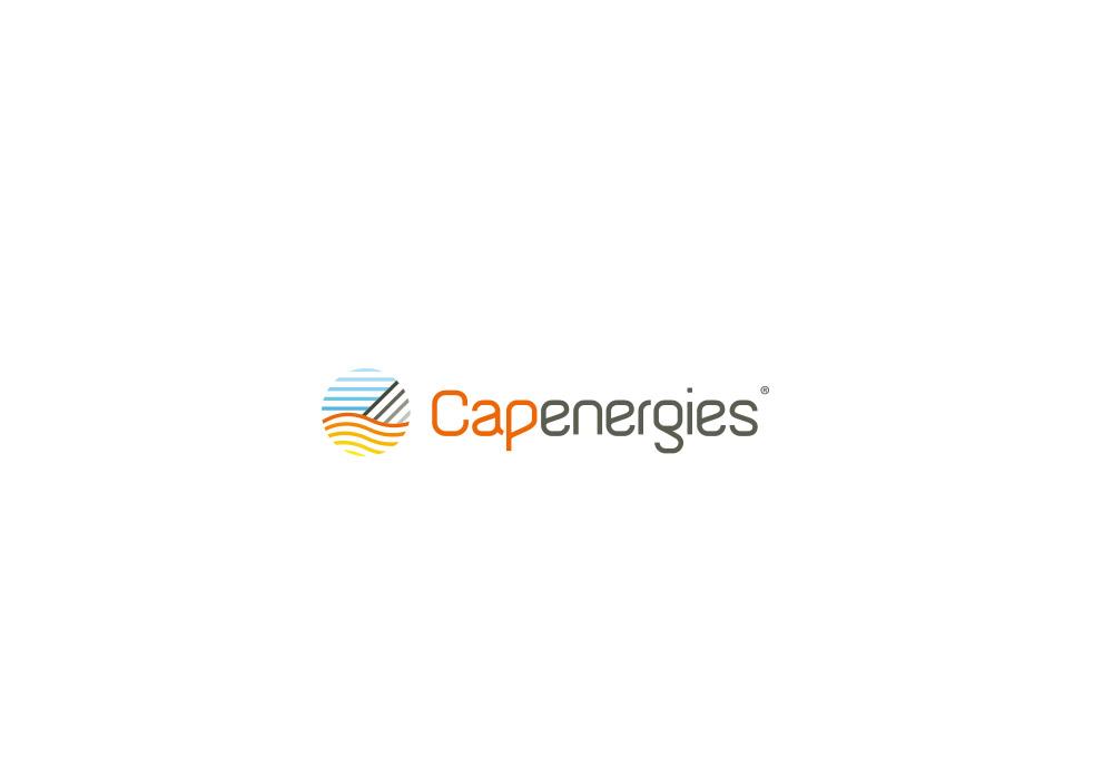 identité visuelle logotype Capenergies