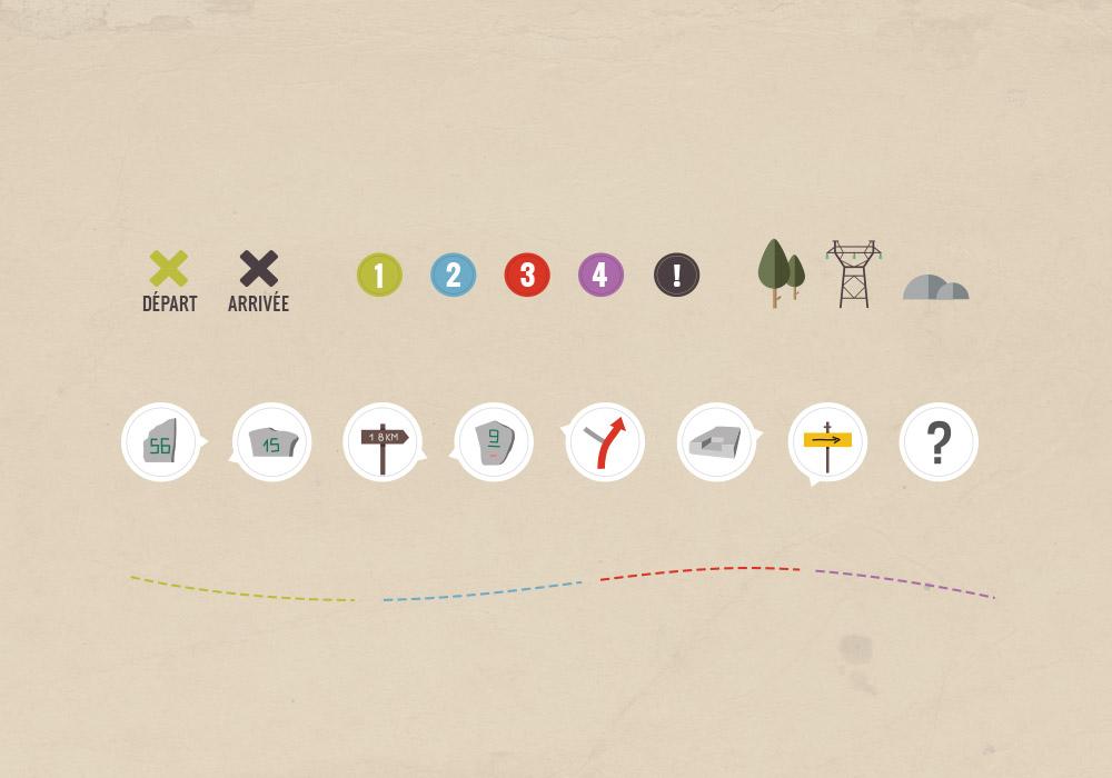 collection de pictogrammes Le Gobie