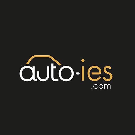 identité logotype Auto IES