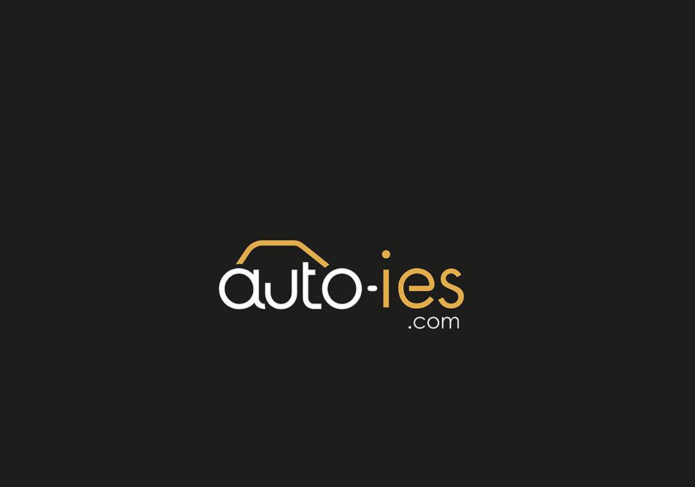 Création d'identité visuelle Auto IES